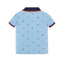 Blue Ocean Polo Shirt