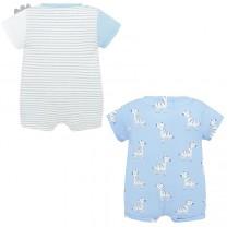 Baby Boy Blue Onesie Set