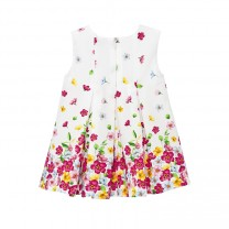 Baby Girl Pink Floral Dress