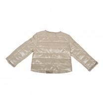 Gold Puffy Jacket