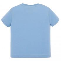 Blue Baby boy Doggies T-Shirt