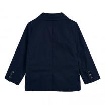 Classic Navy Blue Blazer