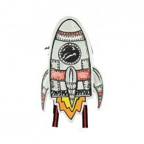 White Rocket Backpack