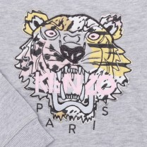 Grey Yellow Tiger Sweatshirt (14 years)
