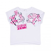 White Tiger & Friends T-Shirt