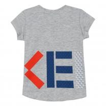 Grey Logo T-Shirt (2-12 years)
