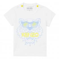 White Juven Baby T-Shirt
