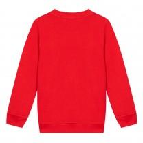 Red Jaden Print Sweatshirt