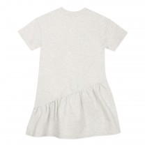 Grey Jacinthe Elephant Dress (2- 10 years)