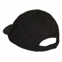 Black Logo Cap Boy