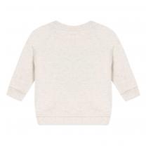 Ivory Baby Tiger Sweatshirt ( 2- 4 years)