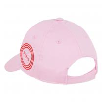 Pink Logo Cap