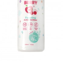 Berry C Foaming Active Sanitizer 120 ML