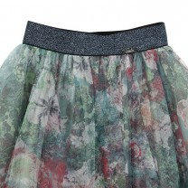 Neo Flower Tutu Skirt