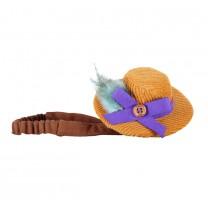 Corduroy Hat Headband