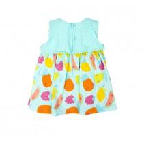 Fruits Patterned Dress