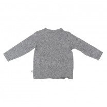 Grey Ghost Long T-Shirt