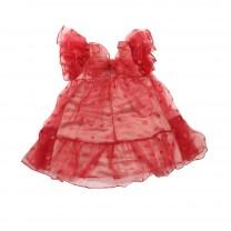 Red Gracey Rare Dress