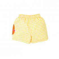 Yellow Pinneaple Beach Short