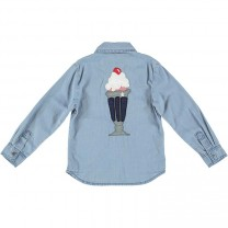 Blue Ice Cream Dallas Shirt