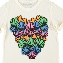 Lolly Heart Shells Tees
