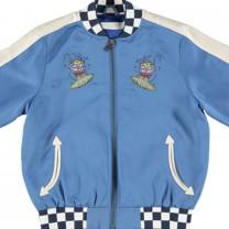 Racer Bomber Jacket