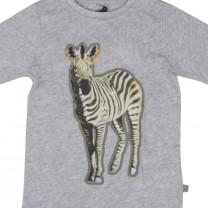 Heather Grey Zebra BettyT-shirt