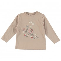 Baby Girls Cotton Printed Top