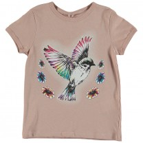 Girls Cotton Lizzie T-Shirt