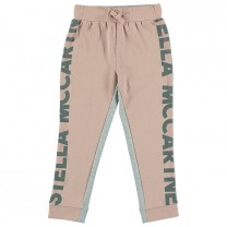 Girls Organic Cotton Joggers