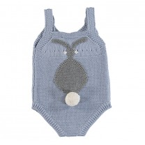 Blue Bunny Knitted Shortie