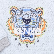 Marl Blue Tiger Sweatshirt