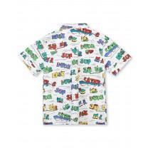 Multicolor Graphic Boy Shirt