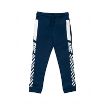 Checkered SIde Stripe Joggers
