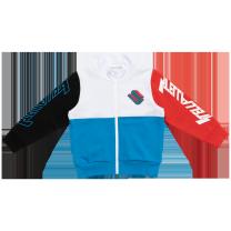 Color-Block Jacket