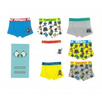 Monster Brief Set