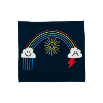 Embroidered Weather Blanket