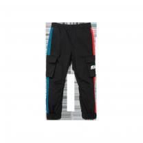 Color-Block Side Stripe Pants