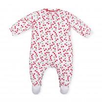 Red Cherry Babysuit