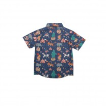 Blue Circus Shirt