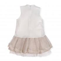 Latte Sleeveless Dress