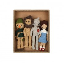 Wizard of Oz Soft Toy Set