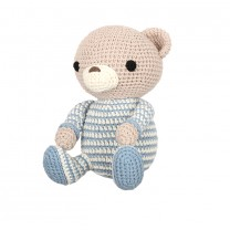 Bear Pyjamas Soft Toy