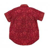 Fuschia Limar Printed Shirt (2 - 6 years)