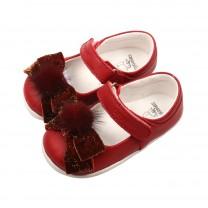Red Velvet Shoes