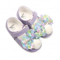 Purple Glitterati Shoes