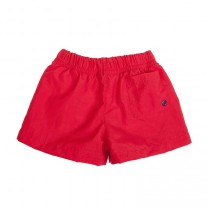 Red Ships Wheel Swimming Shorts