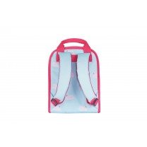 Light Blue Swan Small Backpack