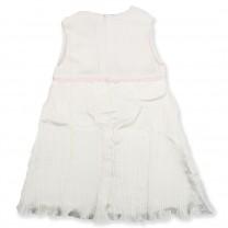 White Meil Dress