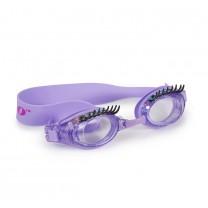 Eyelash Barbie Blueberry Swim Goggles